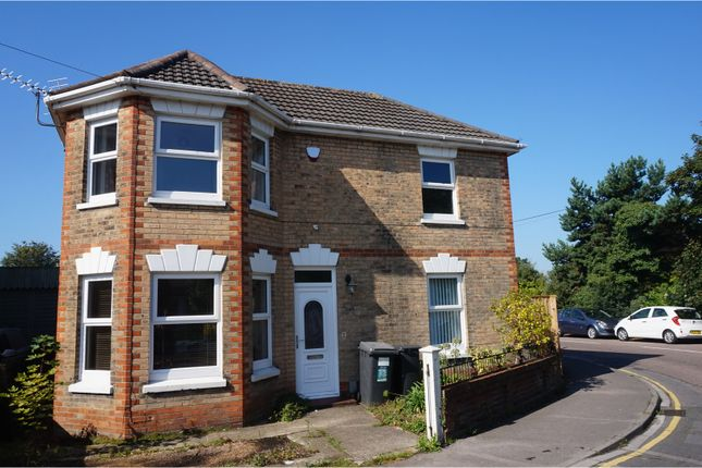 Thumbnail Detached house for sale in Portman Road, Bournemouth