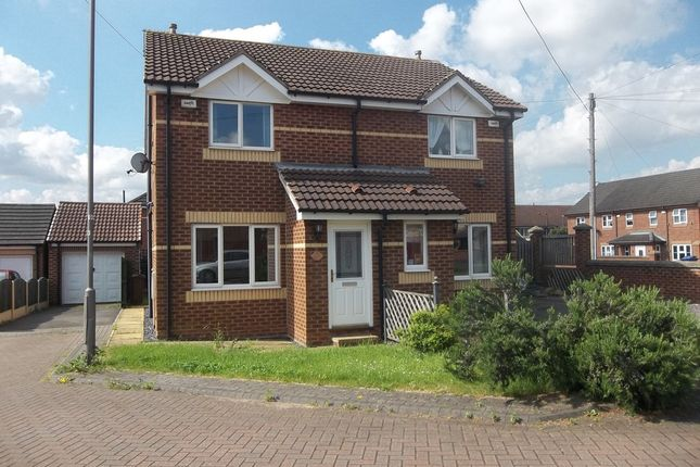Thumbnail Semi-detached house to rent in Newland Avenue, Cudworth, Barnsley