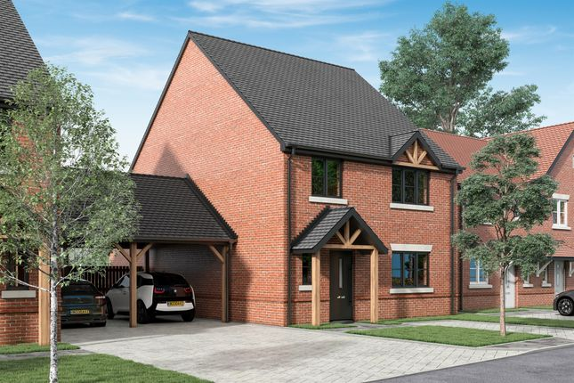 Thumbnail Detached house for sale in Summer Meadow, Cowfold, Horsham