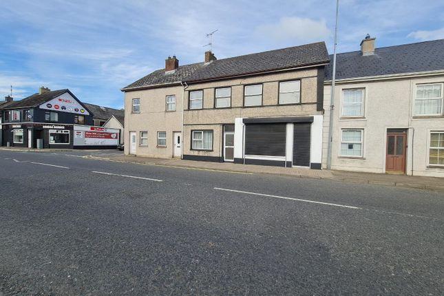 1 bed terraced house for sale in 40/42 Main Street, Maguiresbridge BT94