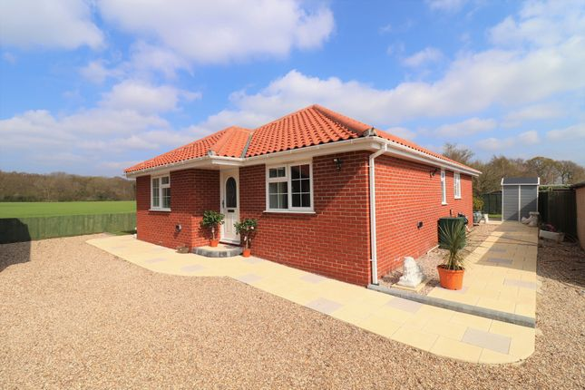 Thumbnail Detached bungalow for sale in Duke Street, Hintlesham, Suffolk