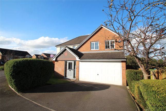 Thumbnail Detached house for sale in Crompton Avenue, Rochdale, Greater Manchester