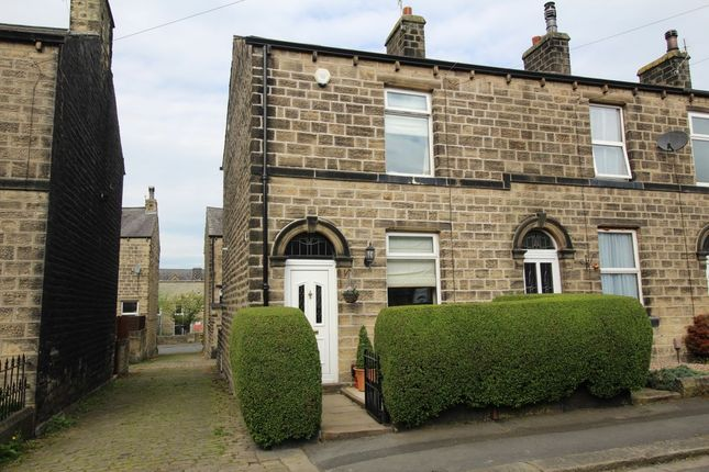 Thumbnail Terraced house for sale in Tufton Street, Silsden, Keighley