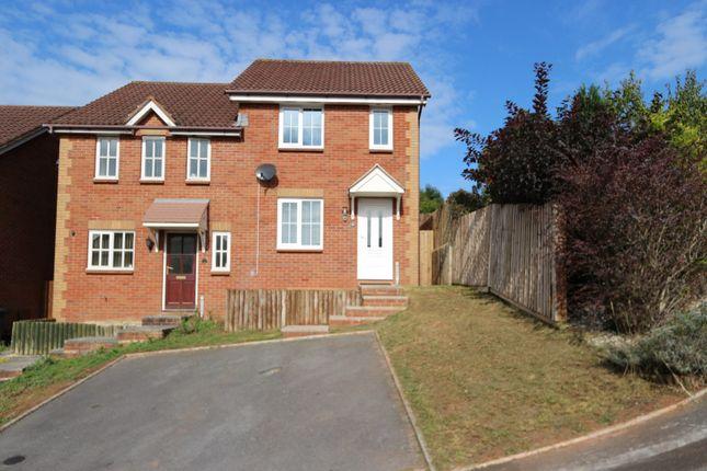 Thumbnail Semi-detached house for sale in Mallard Close, Torquay