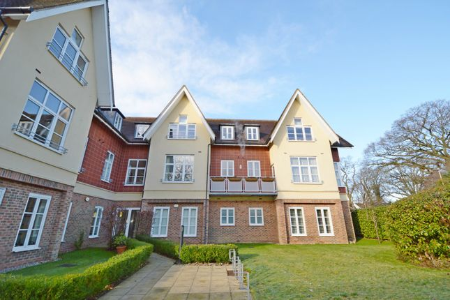 Thumbnail Flat to rent in Fitzhamon House, Idsworth Down, Petersfield