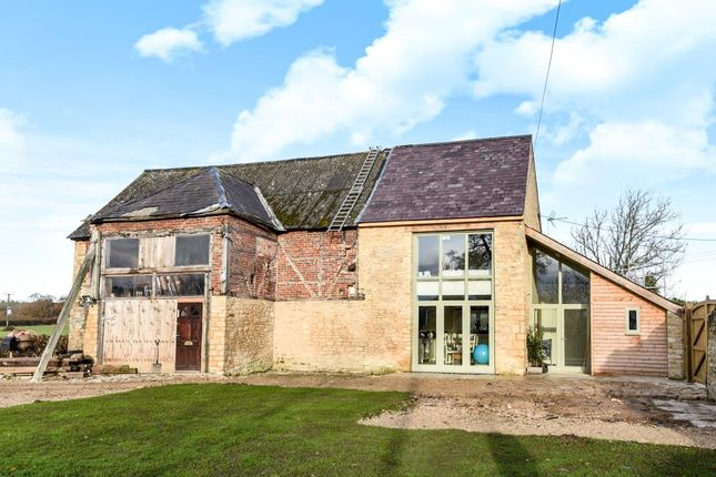 Thumbnail Detached house for sale in Barnard Gate, Near Witney, Barn With Planning Permission