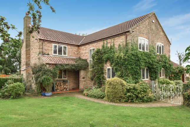 Thumbnail Detached house for sale in Moor Monkton, York