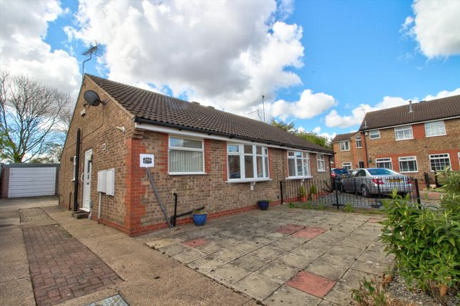 2 bed semi-detached bungalow for sale in Foredyke Avenue, Hull HU7