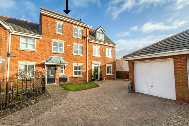 Thumbnail Mews house to rent in Rosefinch Way, Marton, Blackpool
