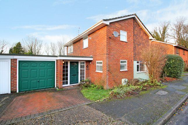 Thumbnail Detached house to rent in Stillions Close, Alton