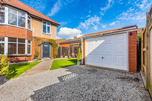 Thumbnail Semi-detached house for sale in North Park Drive, Harrogate