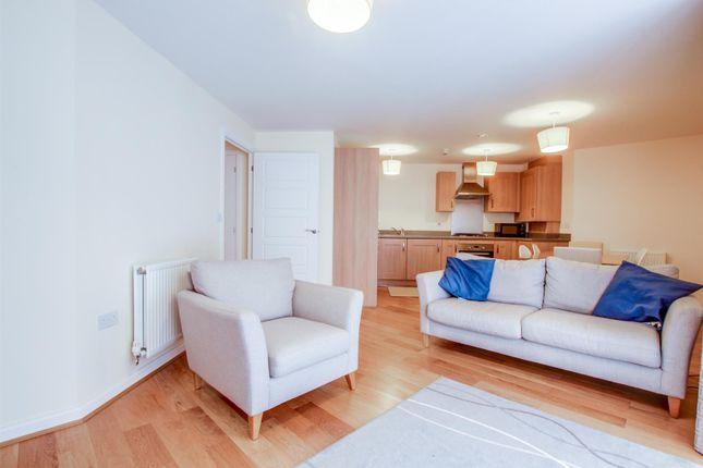 Living Area of Hillside Court, Constables Way, Hertford SG13