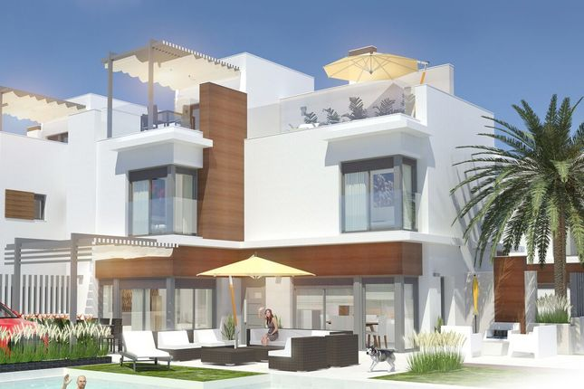Thumbnail Villa for sale in Mar Menor, Santiago De La Ribera, Murcia, Spain