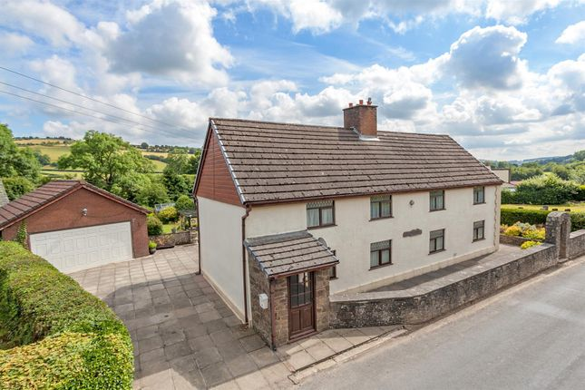 Thumbnail Detached house for sale in Cwmberris, Felindre, Nr Knighton