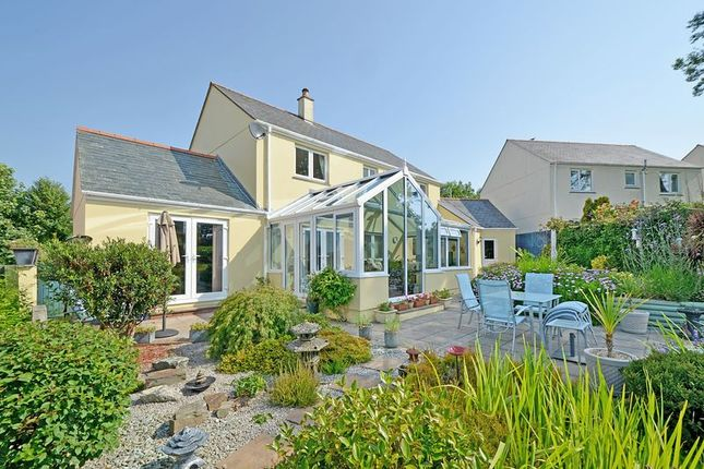 Thumbnail Detached house for sale in Cullen View, Probus, Truro