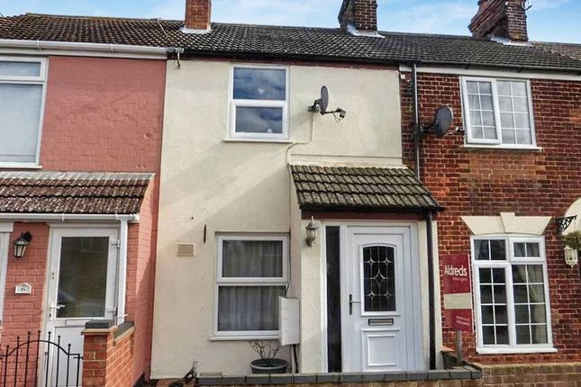Thumbnail Terraced house to rent in Butt Lane, Burgh Castle, Great Yarmouth