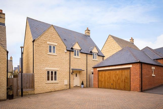 Thumbnail Detached house for sale in Price Place, Cirencester
