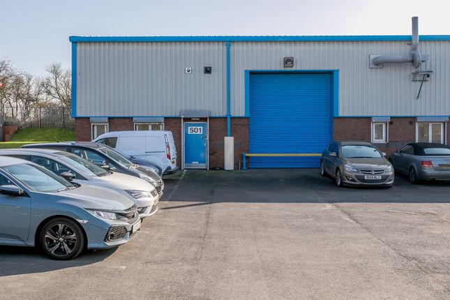 Thumbnail Industrial to let in Phoenix Park Industrial Estate, Phoenix Close, Heywood