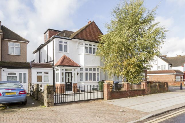 Thumbnail Semi-detached house for sale in Chamberlayne Road, Kensal Rise, London