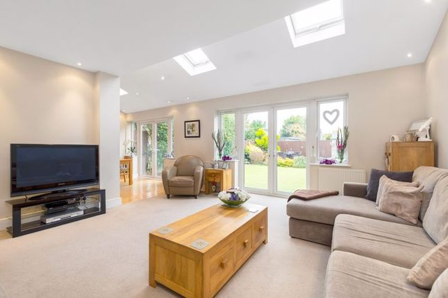 Thumbnail Semi-detached house for sale in Wrotham Road, Welling