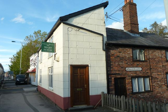 Thumbnail End terrace house to rent in Buxton Road, Heaviley, Stockport