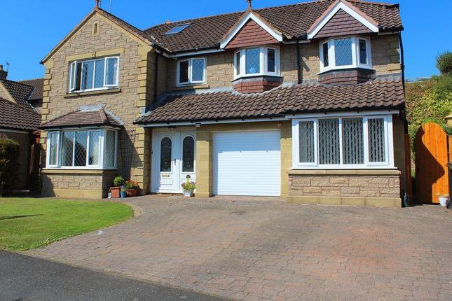 Thumbnail Detached house for sale in Jameson Drive, Corbridge