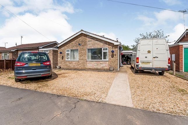 Thumbnail Detached bungalow for sale in Dick Turpin Way, Long Sutton, Spalding