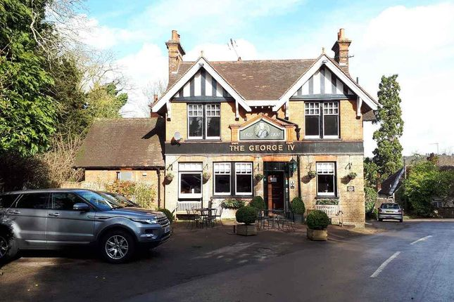 Thumbnail Pub/bar for sale in Great Amwell, Ware
