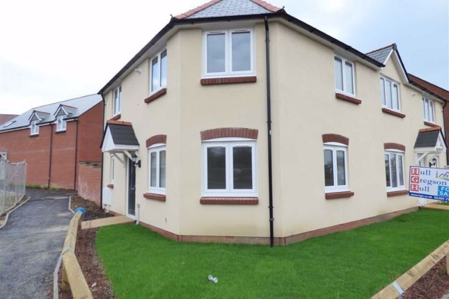 3 bedroom semi-detached house for sale in Curtis Way, Weymouth