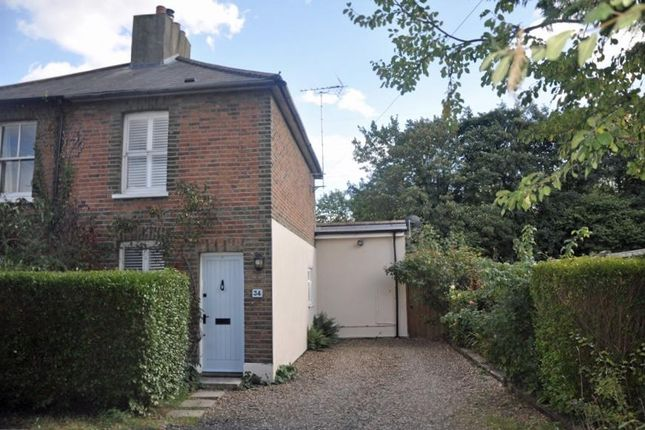 Thumbnail Semi-detached house for sale in Addlestone Moor, Addlestone