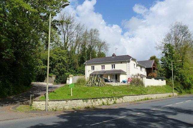 Thumbnail Detached house for sale in Penyfai, Penyfai, Bridgend, Mid Glamorgan.