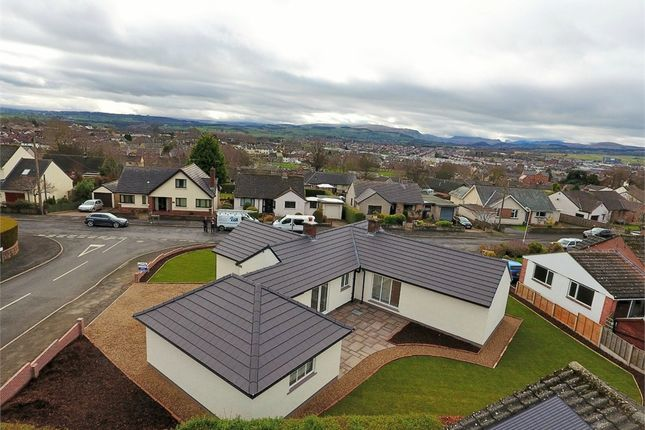 Thumbnail Detached bungalow for sale in Barton View, Penrith, Cumbria
