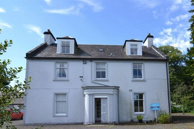 Thumbnail Flat for sale in Glebe Road, Beith