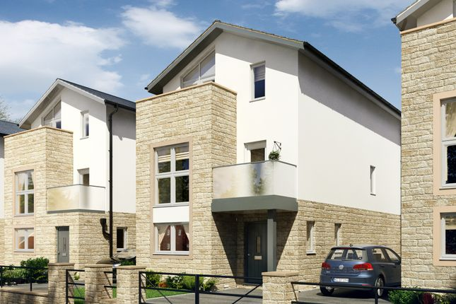 "Thumbnail Detached house for sale in ""Fratelli"" at Granville Road, Lansdown, Bath, Somerset, Bath"