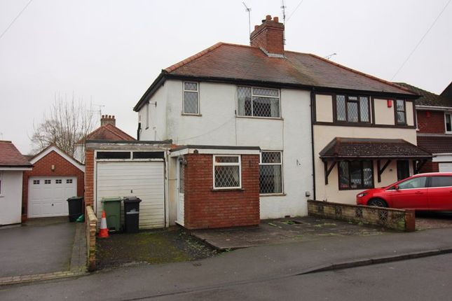 Front of Cottage Street, Kingswinford DY6