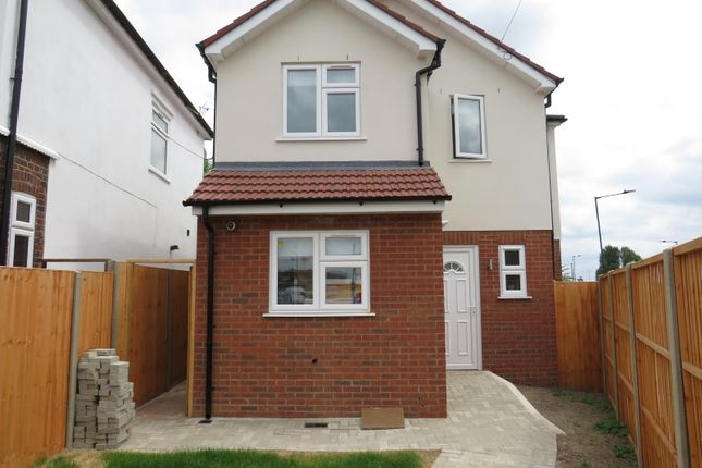 Thumbnail 2 bed detached house for sale in Craigmuir Park, Wembley, Middlesex