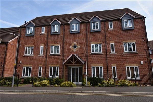 Thumbnail Flat to rent in Nether Street, Beeston