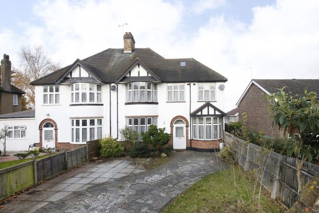 Thumbnail Semi-detached house to rent in Shrewsbury Lane, London