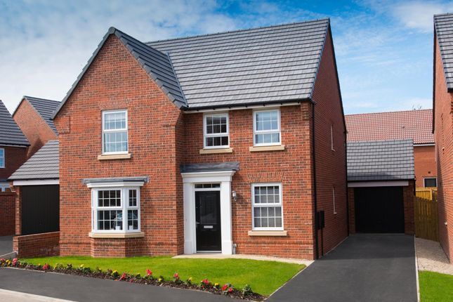 "Thumbnail Detached house for sale in ""Holden"" at Kensey Road, Mickleover, Derby"