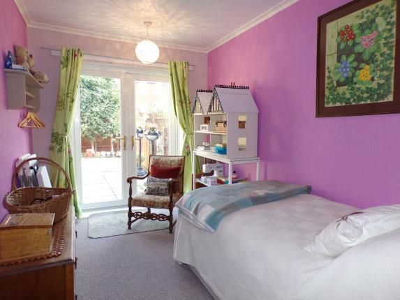 Bedroom of Wolsey Way, Syston, Leicester, Leicestershire LE7