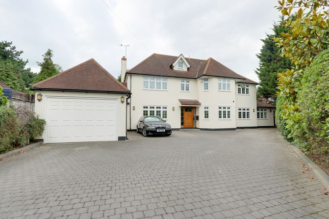Thumbnail Detached house for sale in Merilies Close, Westcliff-On-Sea, Essex