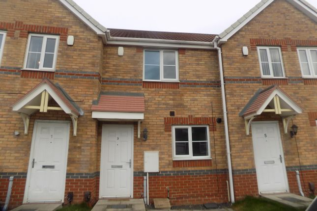 Thumbnail Terraced house to rent in Grange Farm Road, Middlesbrough