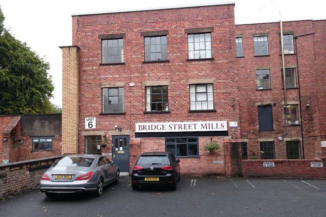 Thumbnail Office to let in Bridge Street Mills, Maccesfield