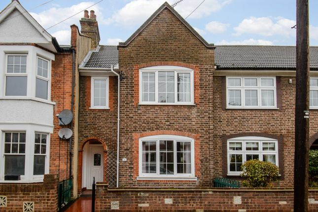 3 bed terraced house for sale in Waldron Road, London, London