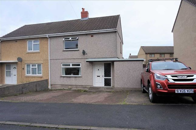 Thumbnail Semi-detached house for sale in Rhosnewydd, Tumble, Llanelli