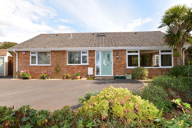 5 bed detached bungalow for sale in Mallard Close, Hordle, Lymington SO41