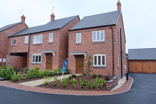 Thumbnail Detached house for sale in 3, Rock View Close, Whitwick