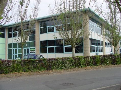 Thumbnail Office to let in Votec Centre, Newbury