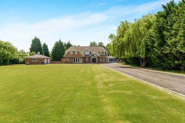 5 bed detached house for sale in Hullbridge, Hockley, Essex