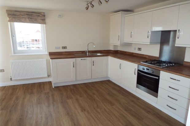 Thumbnail Flat to rent in Signals Drive, Stoke